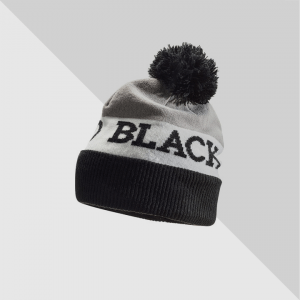 Black Diamond Tom Pom Beanie - Monkshop