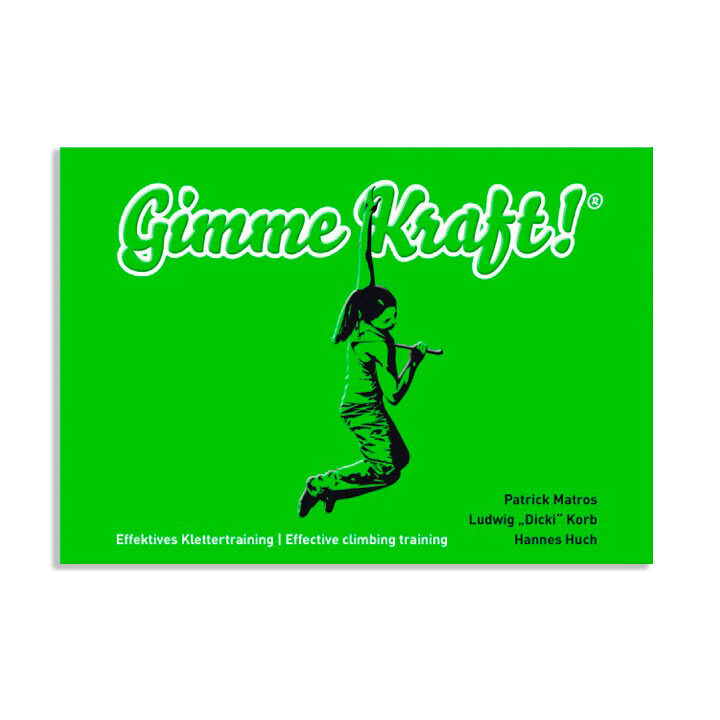 Gimme Kraft trainingsboek