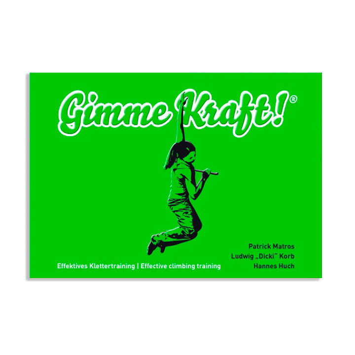 Gimme Kraft trainingsboek