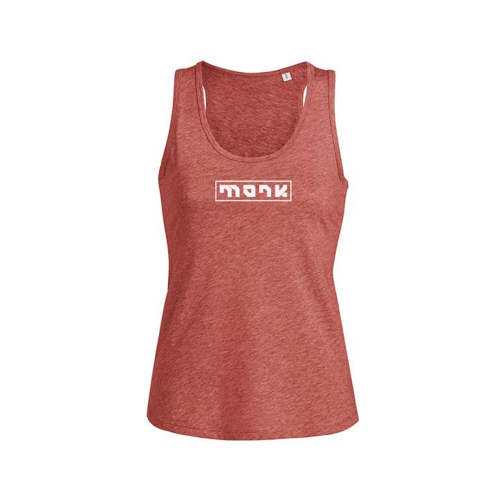Monk logo tank top wms