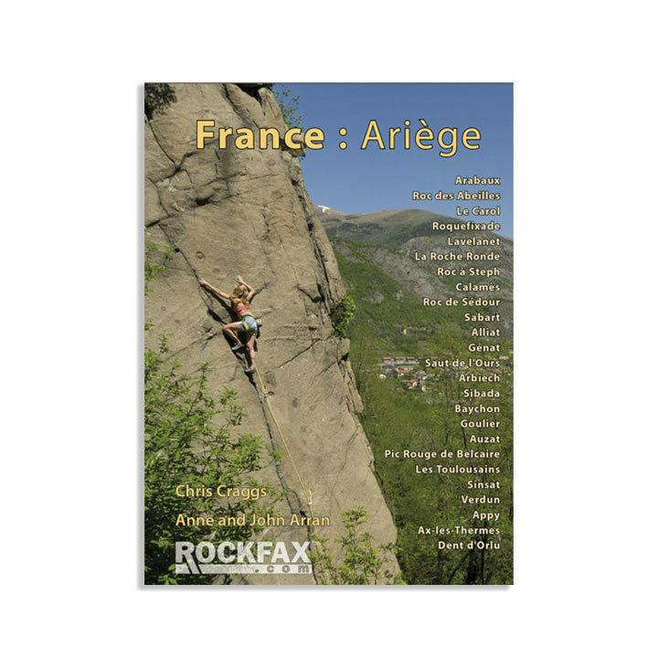 France: Ariège Topo