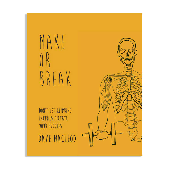 Dave Macleod - Make or Break