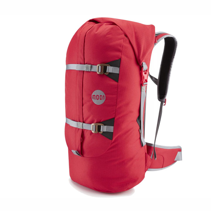 Moon Aerial Pack true red - monk shop