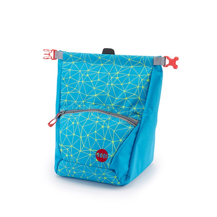 Moon Bouldering Chalk Bag Galaxy Blue / Punch - monkshop