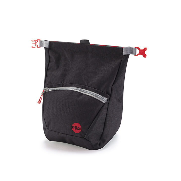 moon bouldering chalk bag