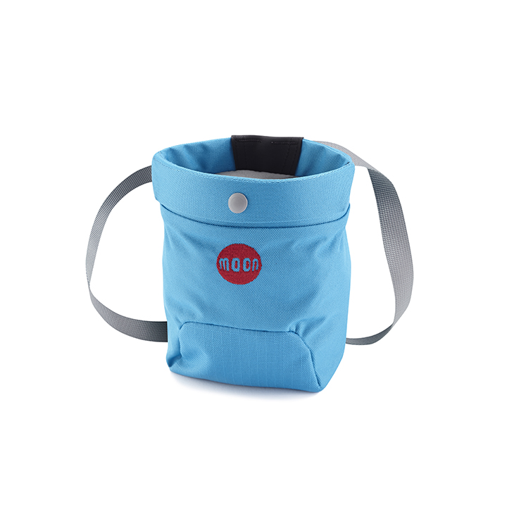 Moon Trad Chalk Bag Blue Jewel - monkshop