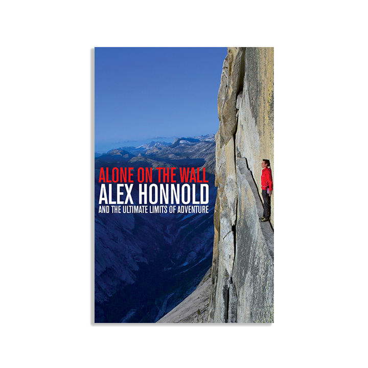 Alex Honnold - Alone on the wall