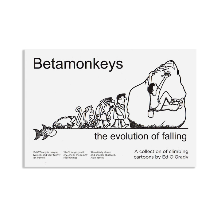 betamonkeys the evolution of falling