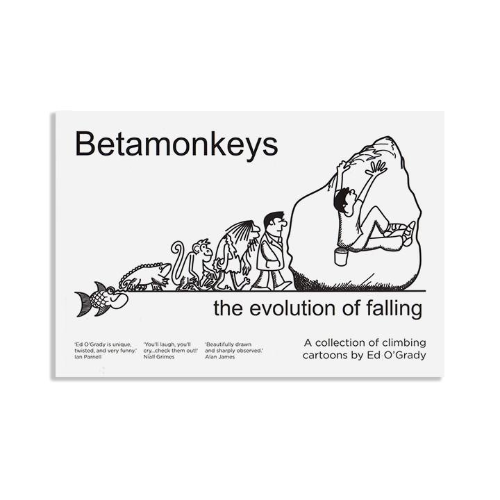 betamonkeys the evolution of falling