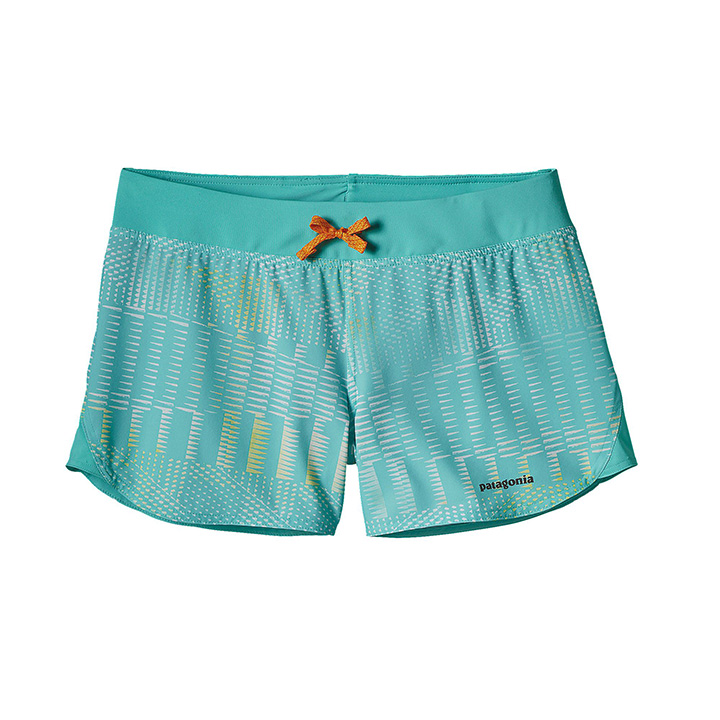Patagonia nine trails shorts voor dames