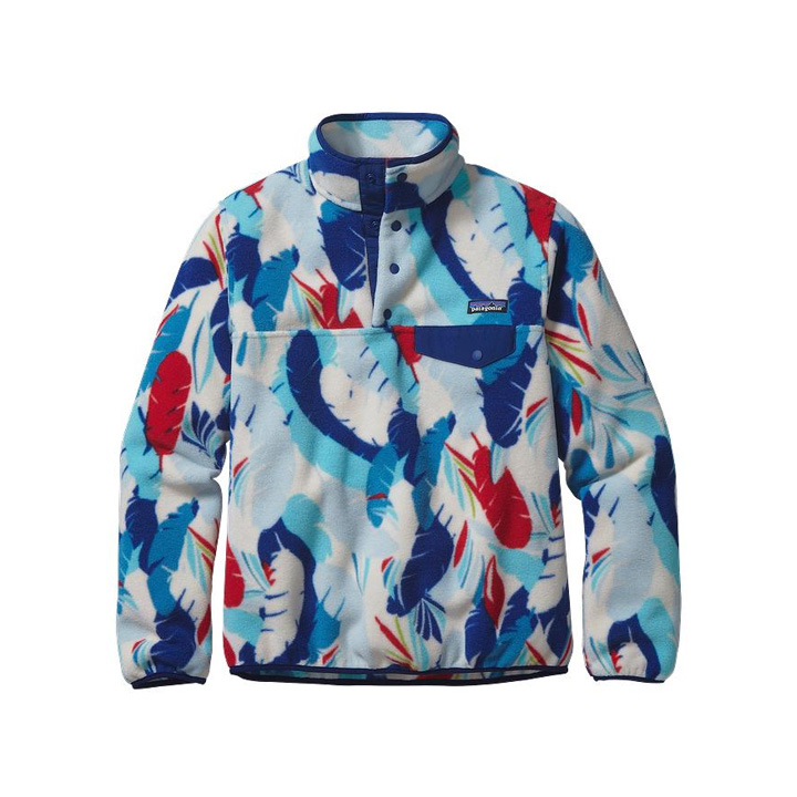 Patagonia Lightweight Synchilla Snap-T WMS