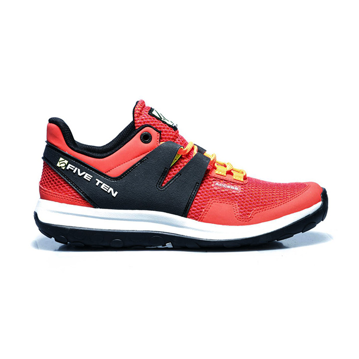 Five Ten Access Mesh Solar Red - monkshop
