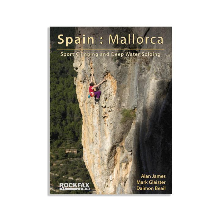 Mallorca topo - sportklimmen en deep water solo