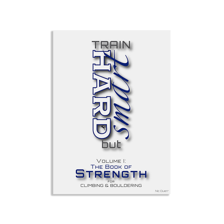 Train hard but smart vol 1: the book of strength