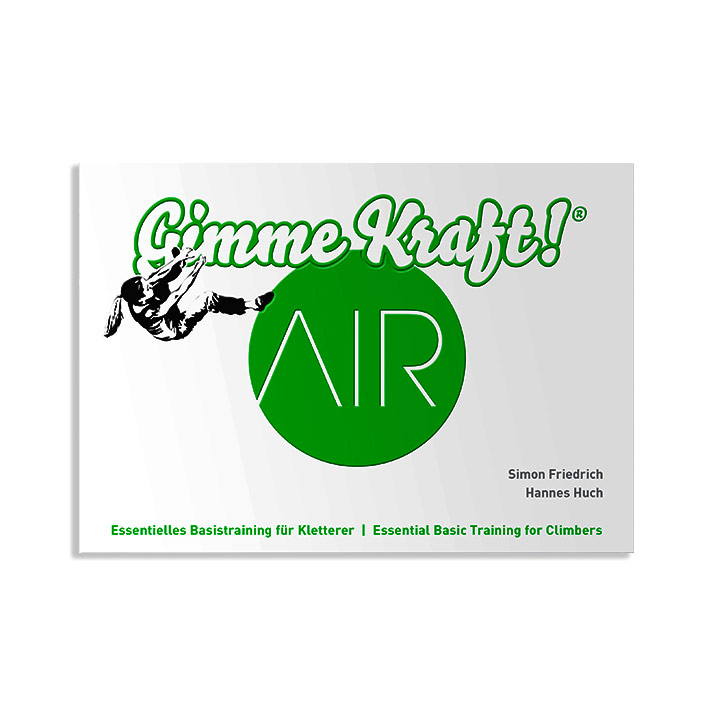 Gimme Kraft Air Trainingsboek
