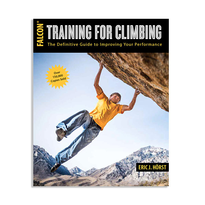 Eric Hörst - training for climbing