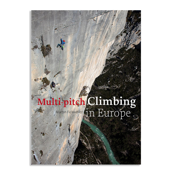 Martin Fickweiler - Multi-Pitch Climbing in Europe