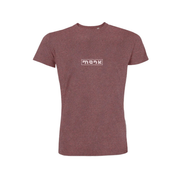 Monk logo tee - Monkshop