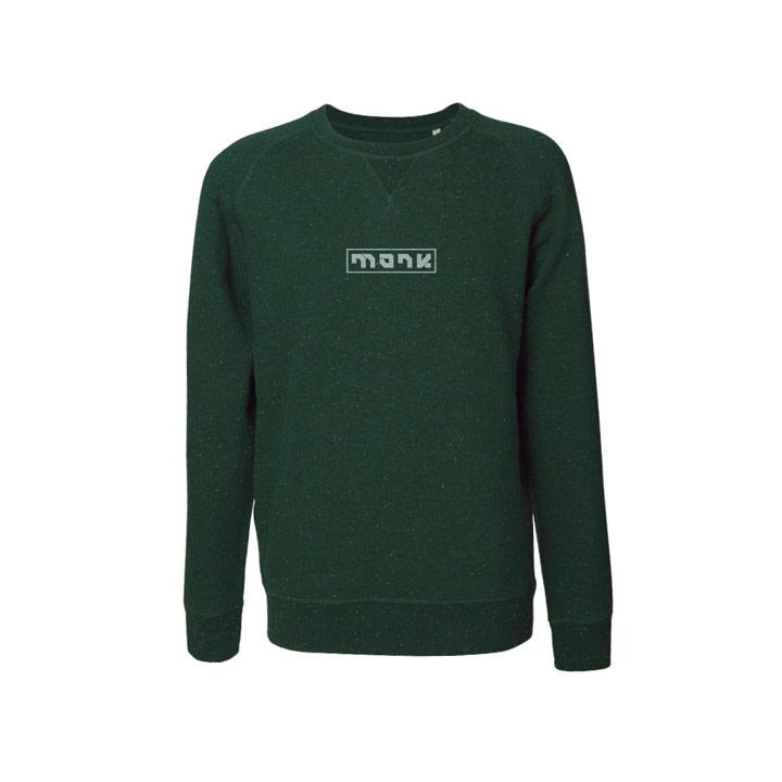 Monk logo Sweatshirt
