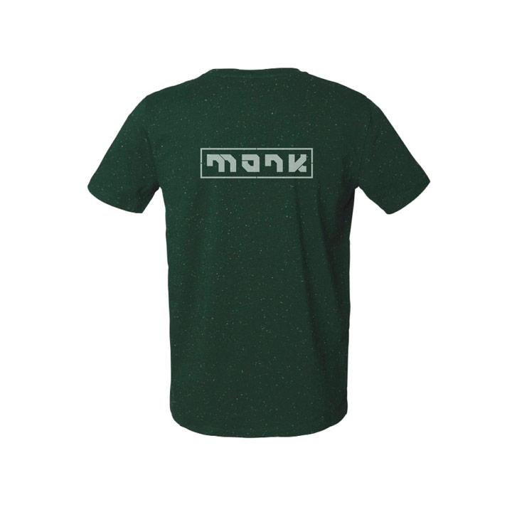 Monk logo tee - Monkshop