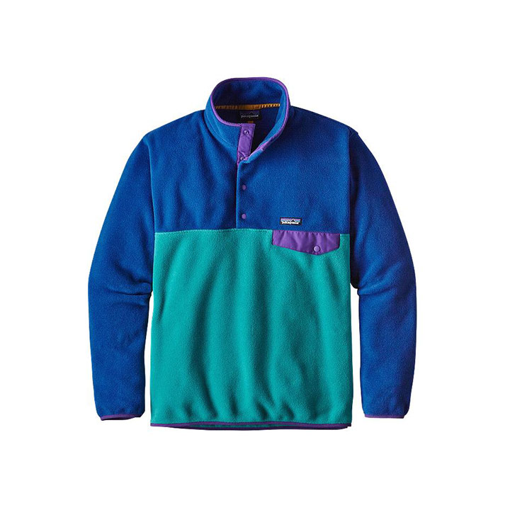 Patagonia LW Synchilla Snap-T EU-fit