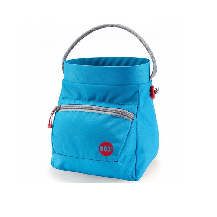 Moon Boulderpofzak Deluxe Blue Jewel - Monkshop