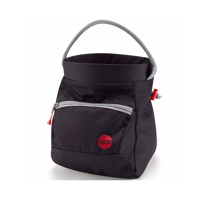 Moon Boulderpofzak Deluxe Jet Black - Monkshop
