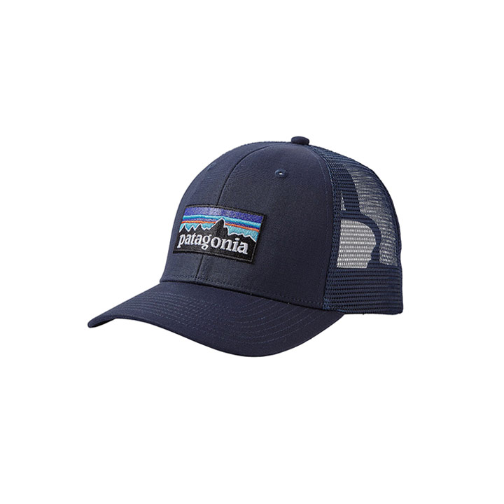 Patagonia P-6 Logo Trucker Hat - monkshop