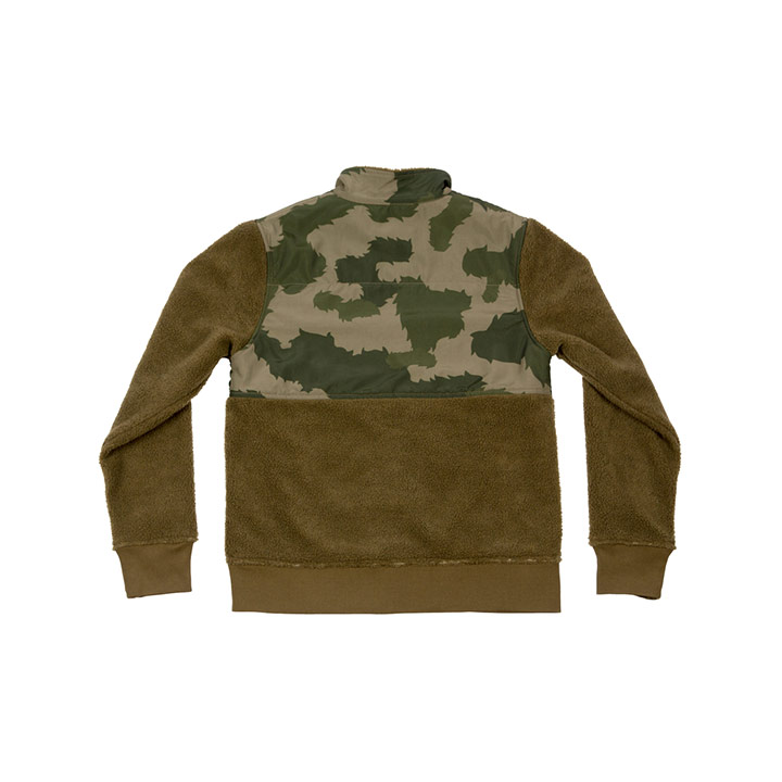 Poler Half Fleece Jacket