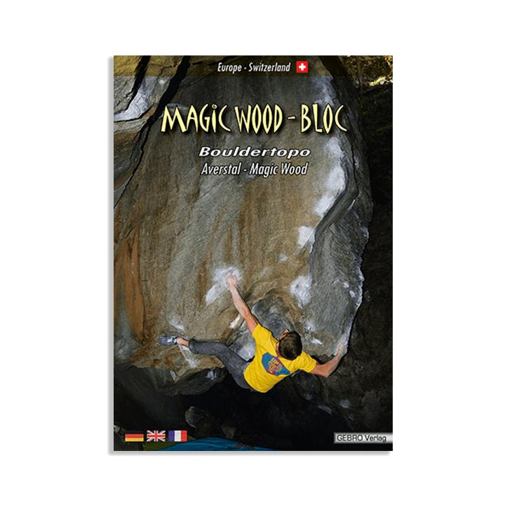 Magic Wood Bloc Bouldertopo 2019 - Monkshop