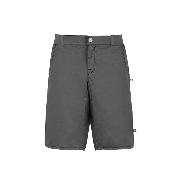 E9 Kroc Shorts - iron - monkshop