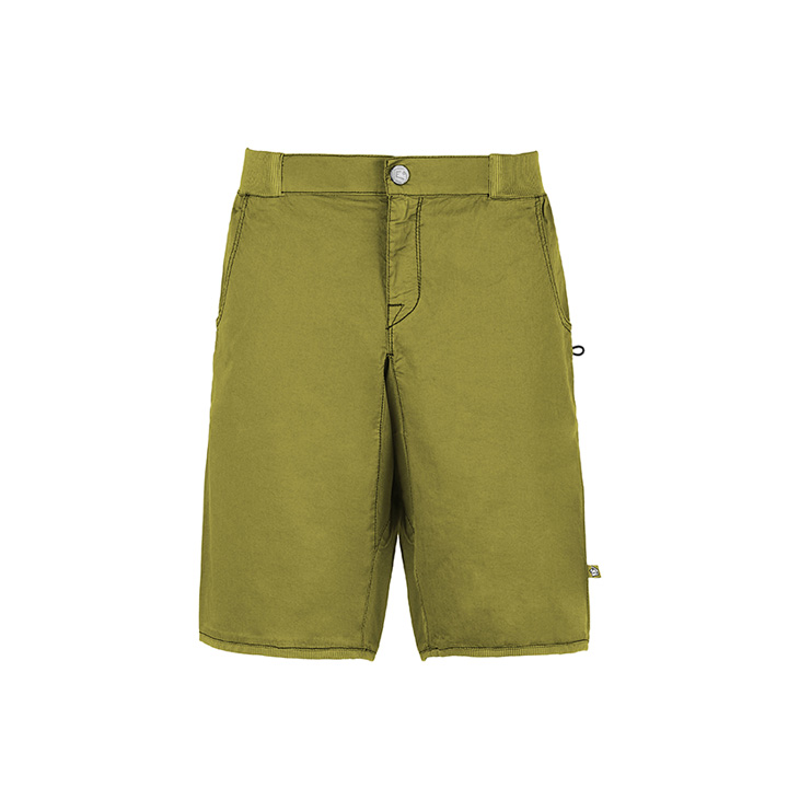 E9 Kroc Shorts -pistachio - monkshop