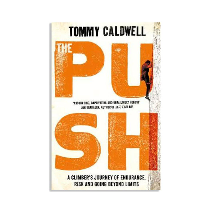 Tommy Caldwell - The Push - Monkshop