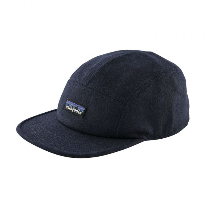 Patagonia Recycled Wool Pet Classic Navy - Monkshop