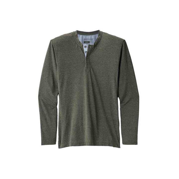 Black Diamond LS Attitude Henley