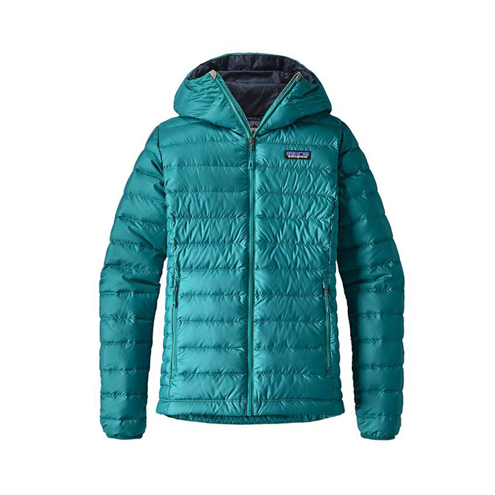 Patagonia Down Sweater Hoody WMS