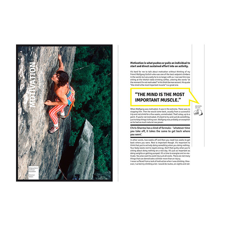 Jerry Moffatt's Mastermind - Mental Training for Climbers