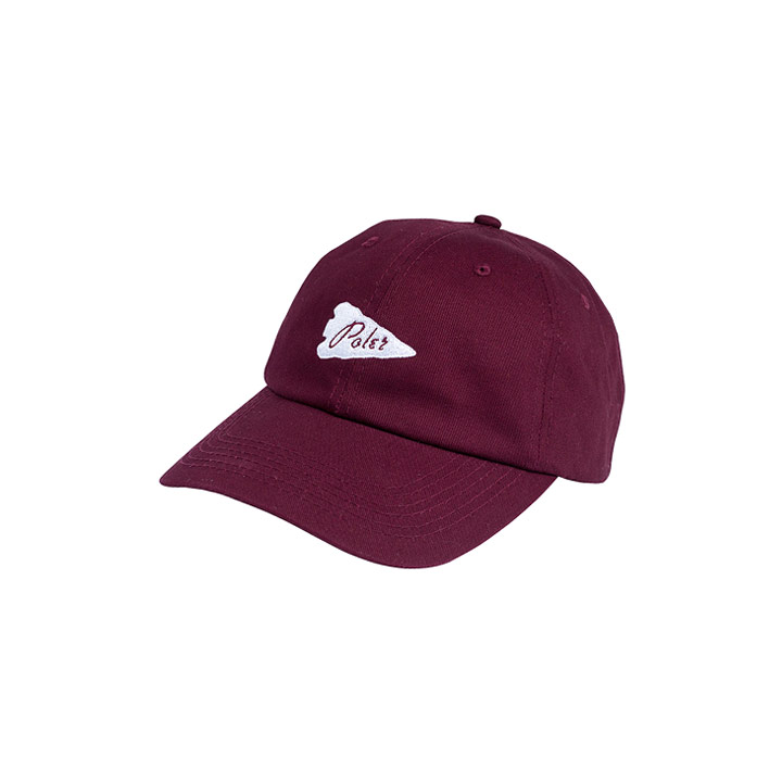 Poler Arrowdad Hat - grape
