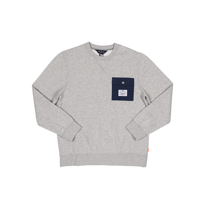 Poler Bagit Crew 2.0 - heather grey
