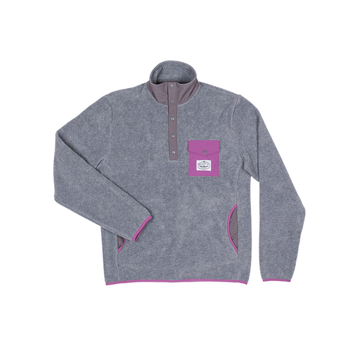 Poler Snap Fleece