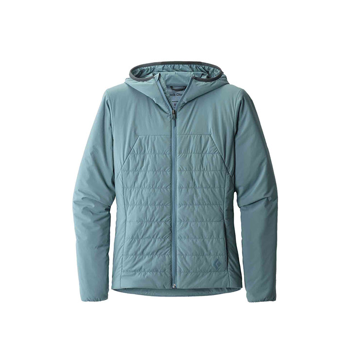 Bestel de Black Diamond First Light Hoody WMS