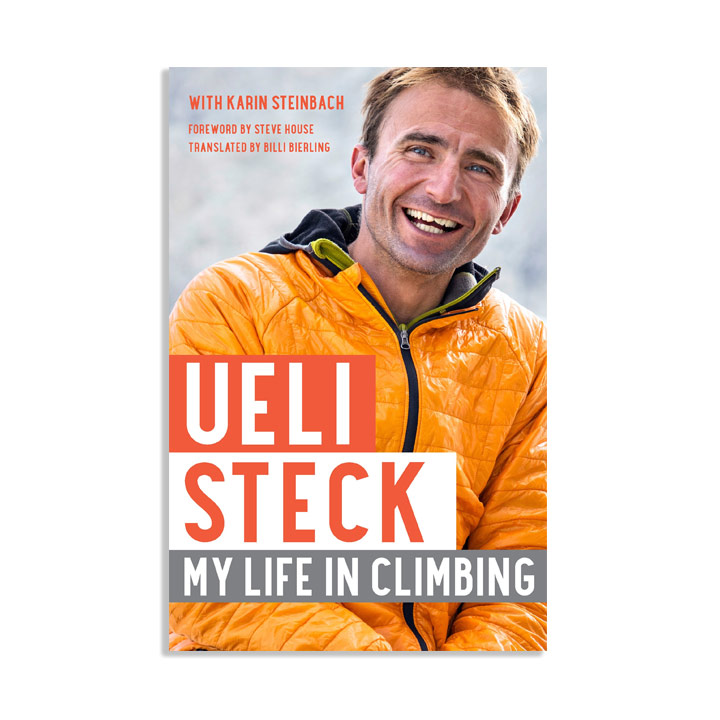 ueli steck - my life in climbing - monk.nl