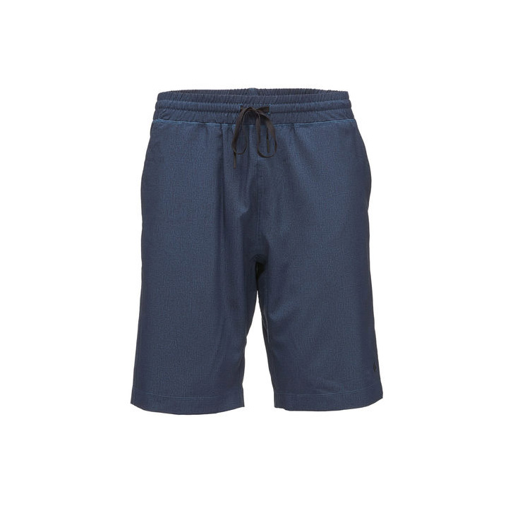 Black Diamond Solitude Shorts Ink Blue - monkshop