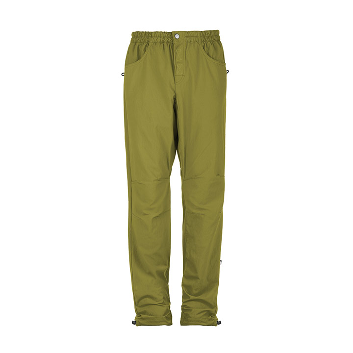 E9 Montone Pants - pistachio - Monkshop