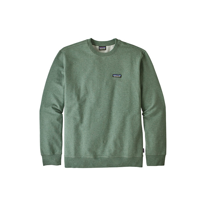 Patagonia P-6 Label MW Crew Sweatshirt - monkshop