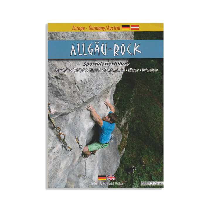 Allgäu-Rock Sportklimtopo - Monkshop