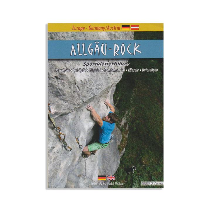 Allgäu-Rock Sportklimtopo - Monkshop