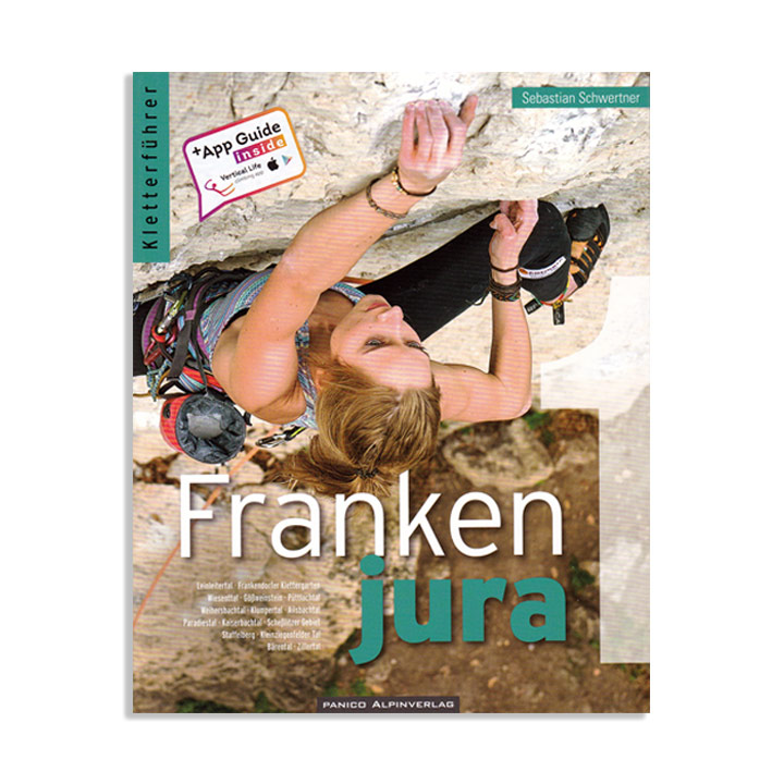 frankenjura topo band 1 (2018) - monkshop