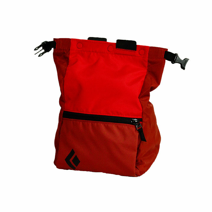 Black Diamond Mondo Boulderpofzak Rood - Monkshop