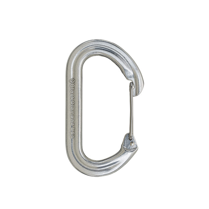Black Diamond Ovalwire Karabiner - monkshop